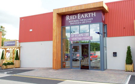 Red Earth, Mullingar