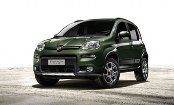 New Fiat Panda 4x4 to debut at Paris Motor Show