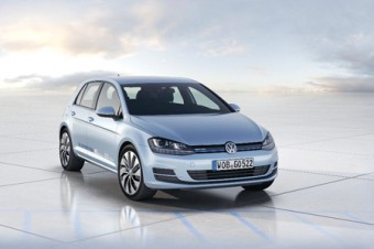 New Golf BlueMotion promises amazing 88.3mpg