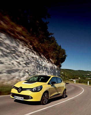 New Renault Clio offers style and substance