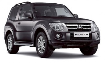 Pajero Commercial down €1,700