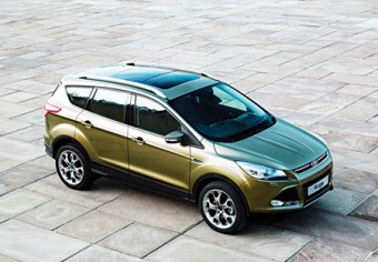 Ford's new Kuga arrives with green credits