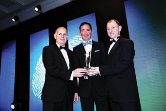 Deloitte, in association with Irish Life Corporate Business, has announced the winners of this year's Deloitte Best Managed Companies Awards Programme. Pictured at the awards are Brendan Jennings, Deloitte; James Murphy, CEO Lifes2good; and David Harney, Irish Life Corporate Business.