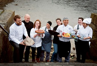 Galway's foodies getting ready for the big fest at the end of the month.