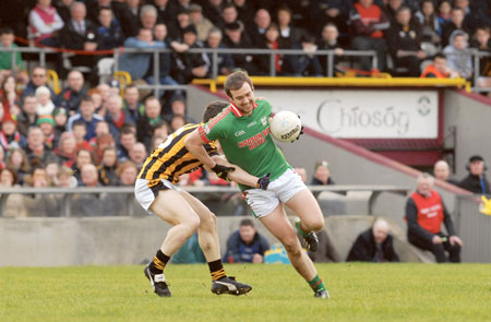 Senan Kilbride will be a marked man this Sunday. Photo: johnobrienimages.com