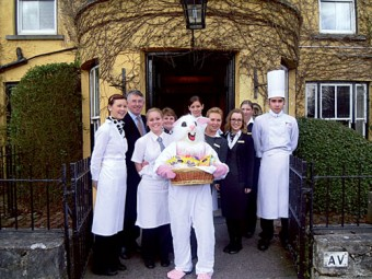Easter fun in the heart of beautiful Adare