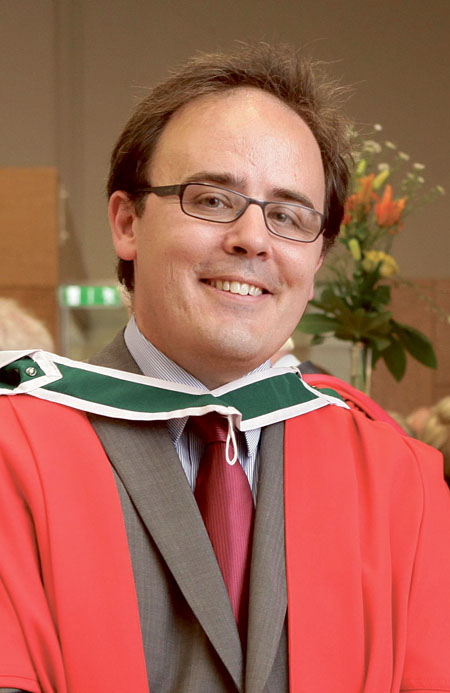 Professor Patrick Lonergan