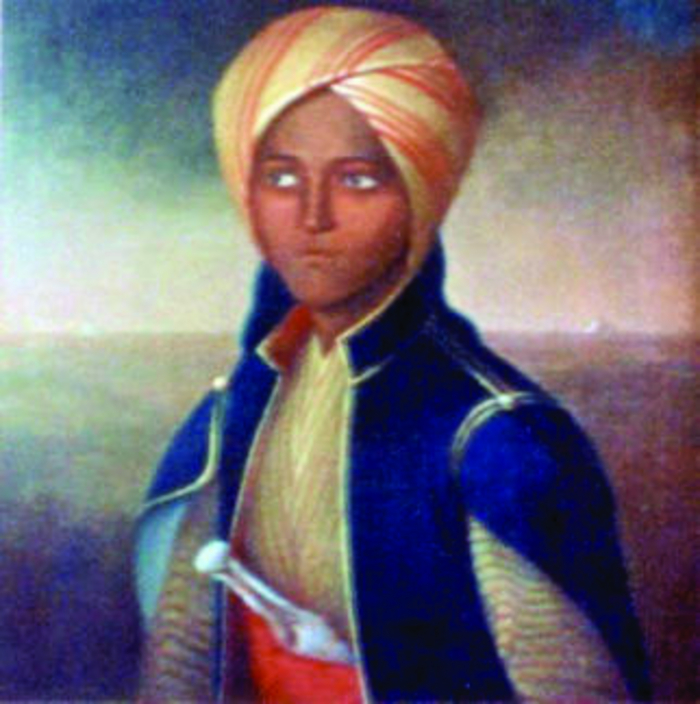 Mahbuba, by an unknown artist, which can be seen today in the Prince Puckler museum at Bad Muskau.