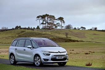 New Citroen seven-seater MPV has real substance