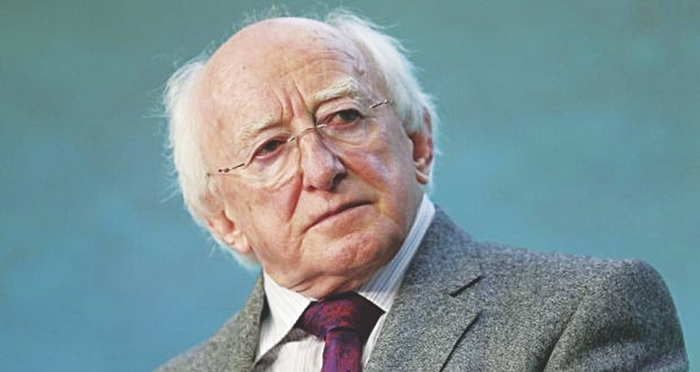 How The Guardian saw President Michael D Higgins during his five day visit to Britain last week. It described him as 'Ireland's Poet President.'