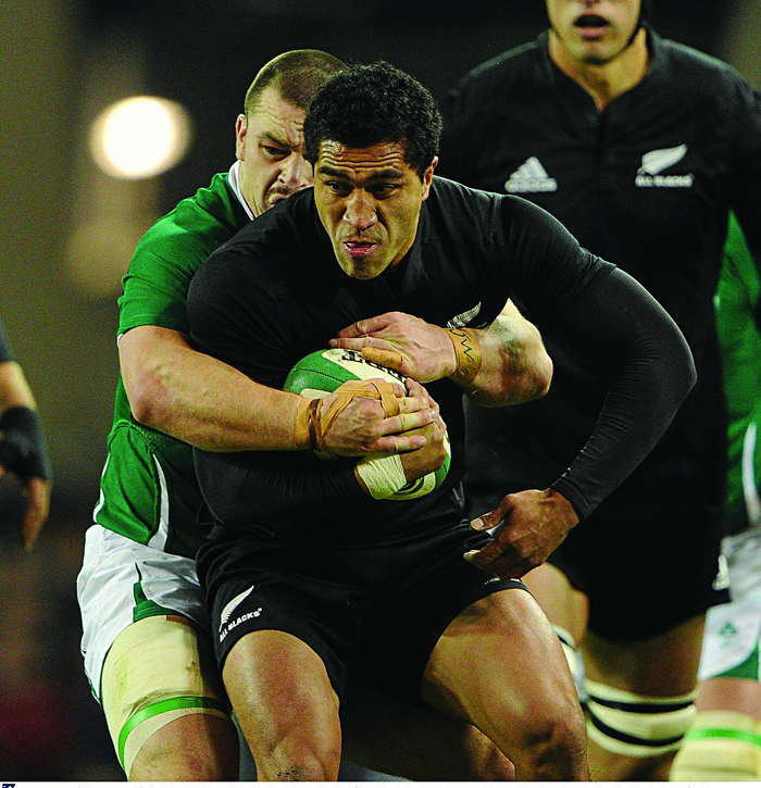 Centurion All Black Mils Muliaina to don the green of Connacht next season.
