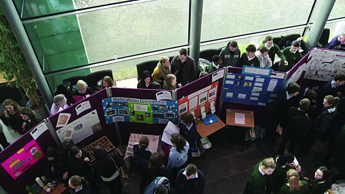 Secondary students to showcase their work at GMIT SciFest.