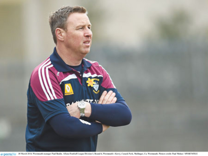 Bealin has stressed that Louth must be afforded the utmost respect