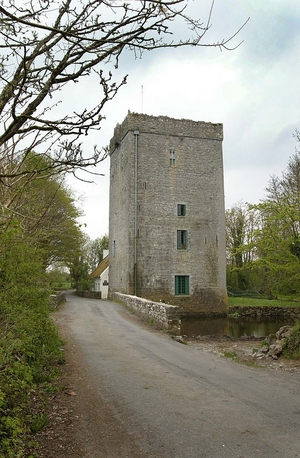 Thoor Ballylee, Yeat's Tower near Gort