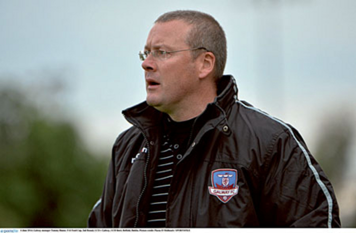 Galway FC manager Tommy Dunne is optimistic ahead of two big home games against Cobh and Shelbourne.