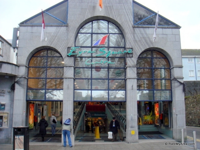 Home grosvenor windows - Advertiser Ie Us Firm Bids For Eyre Square Shopping Centre