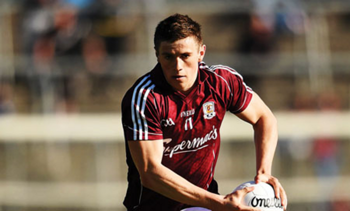 Shane Walsh will have to be in full flight  against Kerry on Sunday Taken from Sportsfile