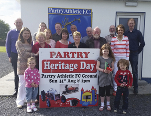 The community council in Partry have launched an exciting programme of events for Heritage Week, starting tomorrow (Saturday) with the Annaly Céilí Band in Partry Community Centre from 10 pm.