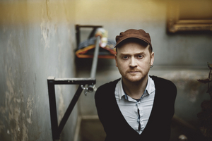 James Yorkston. Photo:- Steve Gullick