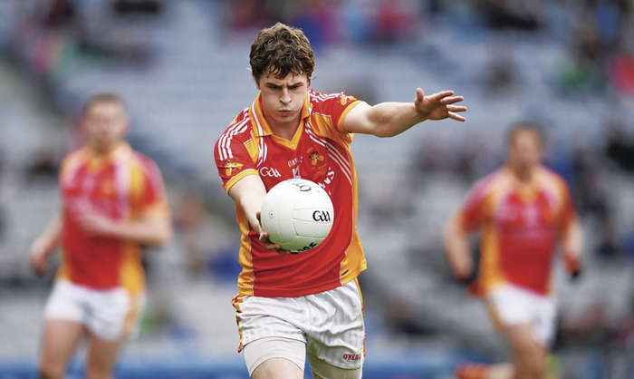 Shooting star: Castlebar Mitchels will be hoping that Neil Douglas has his shooting boots on this weekend. Photo: Sportsfile.