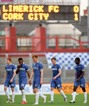 Athlone Town face Limerick FC on Friday night. Photo: Sportsfile