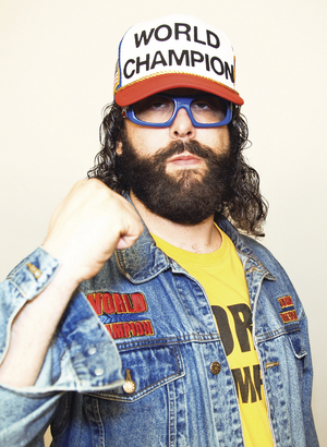 Judah Friedlander.