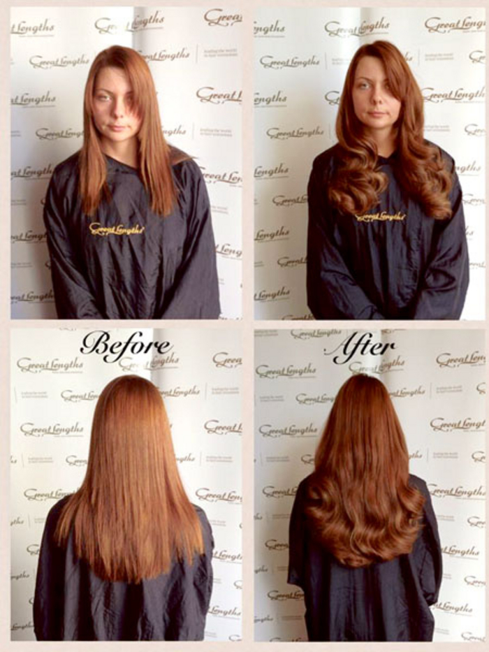 Advertiser Great Lengths Hair Extensions Now At Koztello