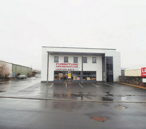 """Industrial unit in Moneen, Castlebar"