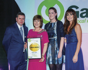 Tuffy's Gala in Ballina picked up an award at the Gala Best Awards.