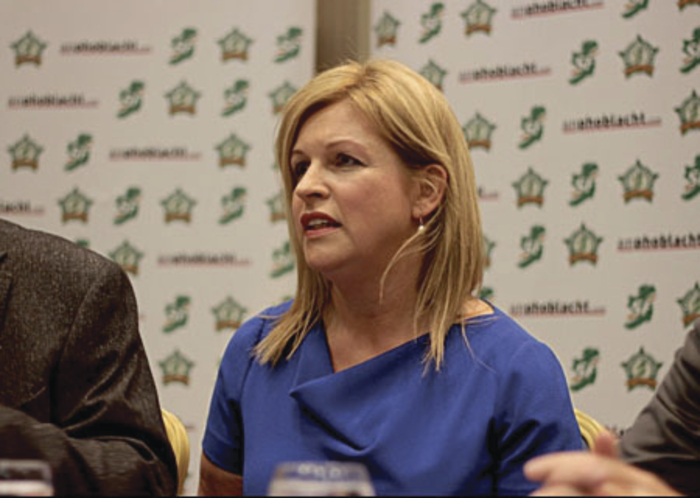 Cllr Rose Conway Walsh responds to criticism of Sinn Féin over Mairie Cahill case.