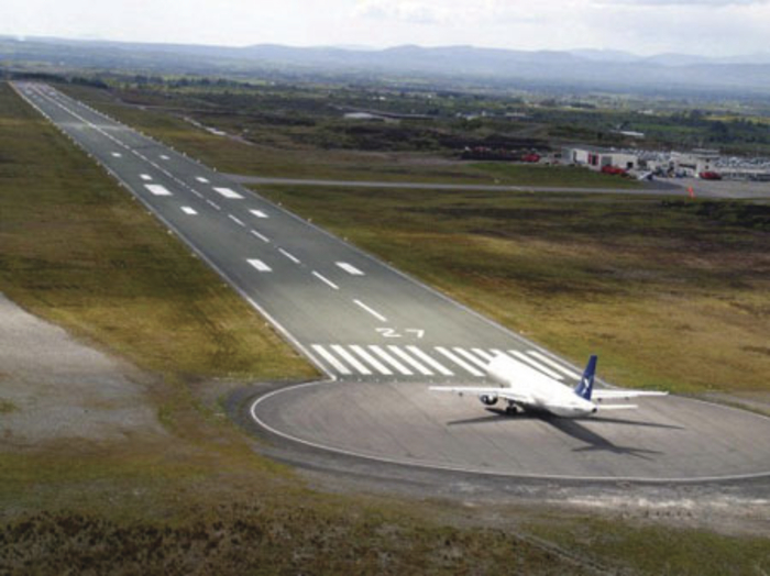 Ireland West Airport — City council may take an equity share in it.