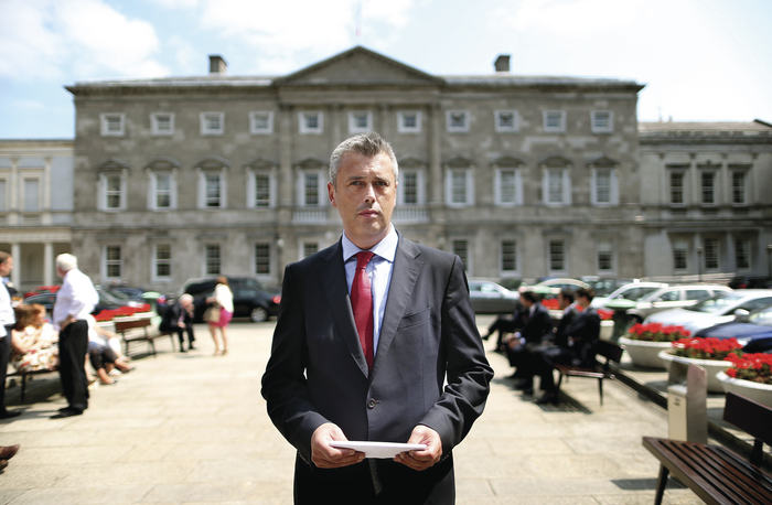Colm Keaveney will be battling with Michael Kitt for the Fianna Fáil seat in Galway East come the next General Election.