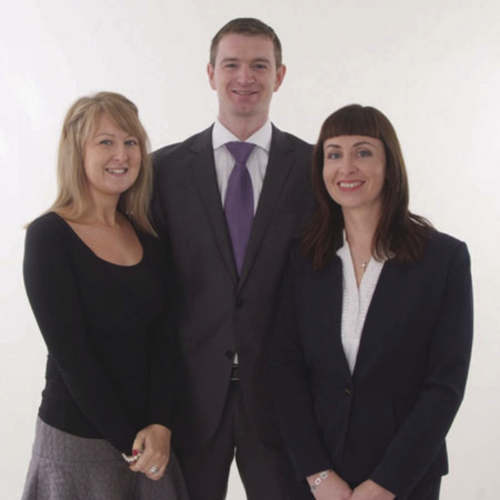 DTZ Sherry FitzGerald's local property management team.
