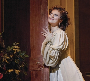 Isabel Leonard as Rosina in The Barber of Seville.