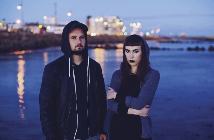 VOIDS. The Galway indie-electro duo play Citóg on December 10.