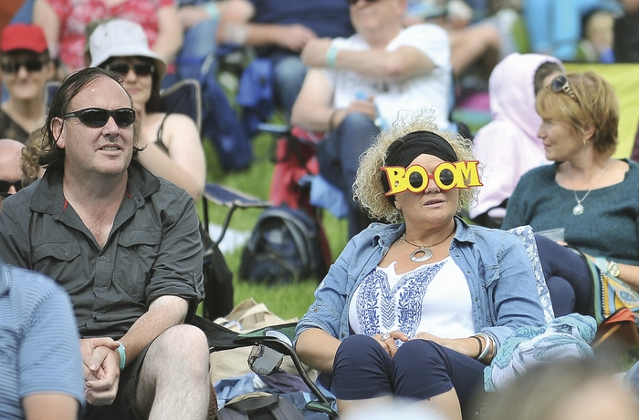 Last year's Westport Festival of Music attracted 22,000 people. Photo: Conor McKeown.