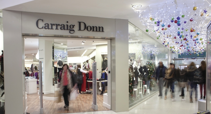 Mayo retailer Carraig Donn has opened four new stores over the last two months.