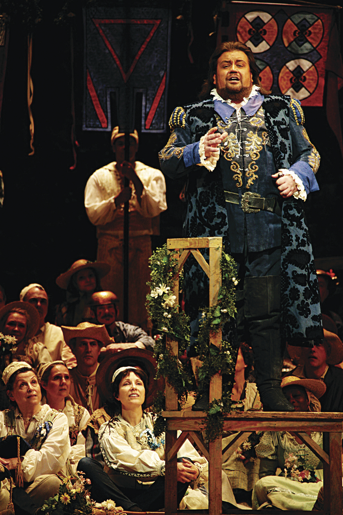Johan Botha as  Die Meistersinger.