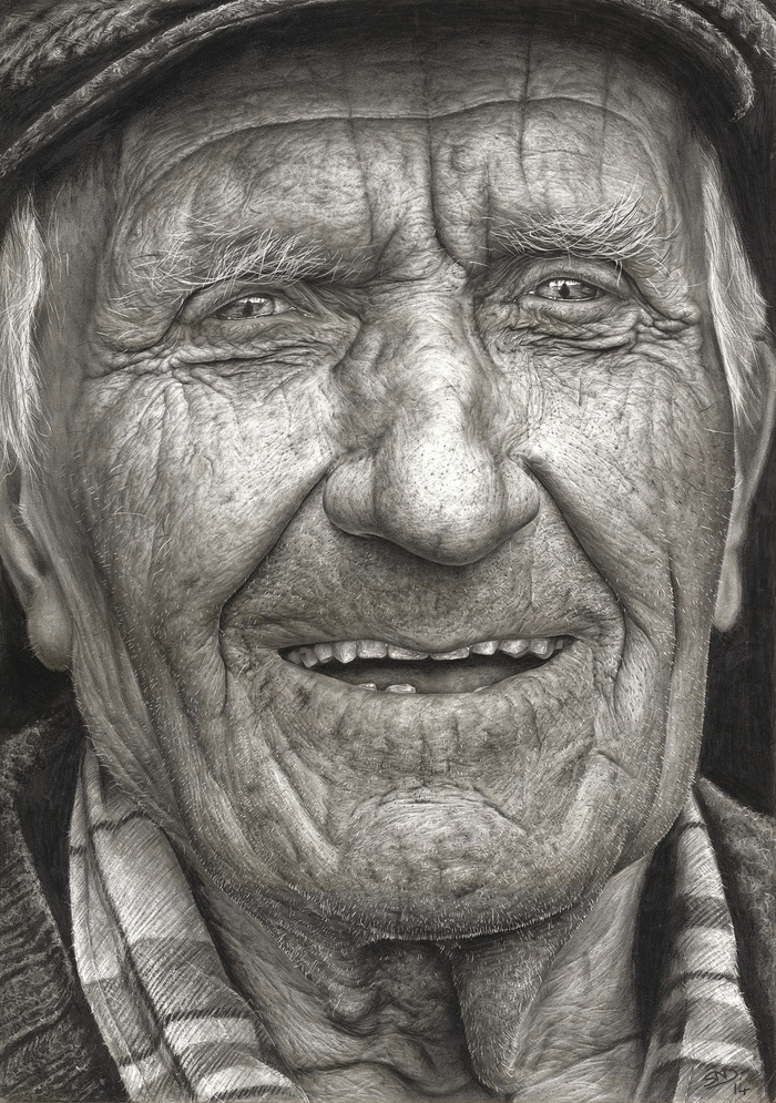 'Coleman' by 16-year-old Shania McDonagh, a student of Mount St Michael Secondary School, Claremorris.
