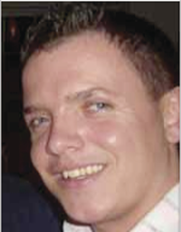 Missing man Eoin Madigan.