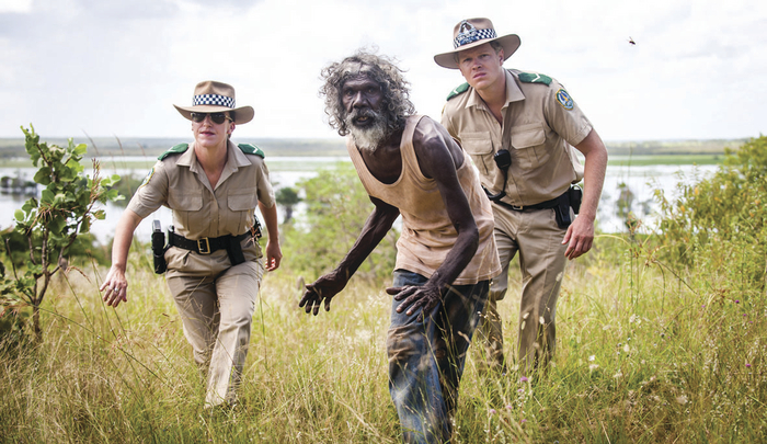 A scene from Australian film Charlie's Country.