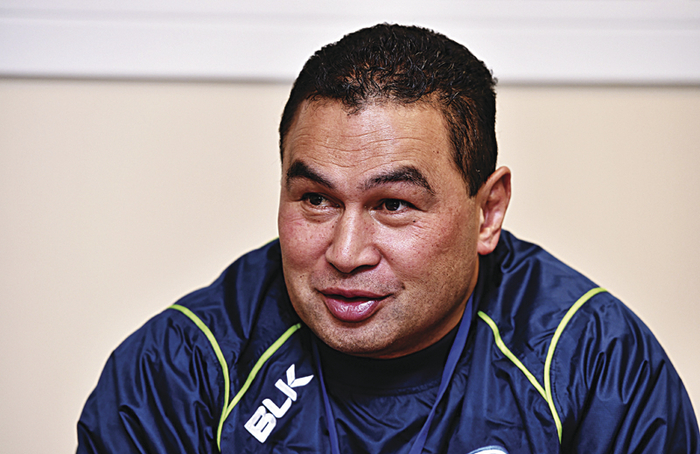 Getting back on track: Connacht head coach Pat Lam wants to see his team get back to winning ways this weekend