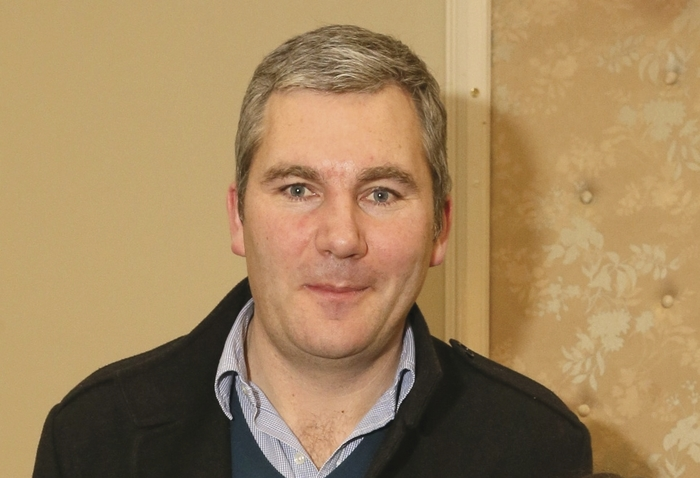 James Horan, Mayo Person of the Year 2015