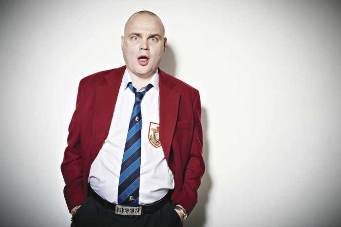 Al Murray as the Pub Landlord.