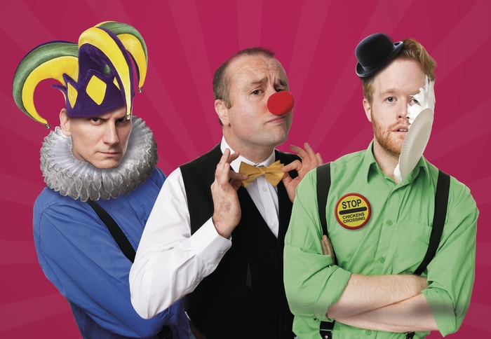 The Reduced Shakespeare Company.