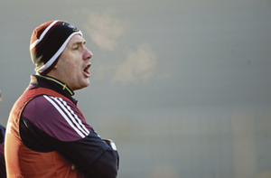 Westmeath manager Tom Cribbin. Photo: Sportsfile