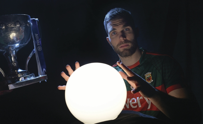 Electric feel: Seamus O'Shea is ready to get back to business on Sunday. Photo:Sportsfile.