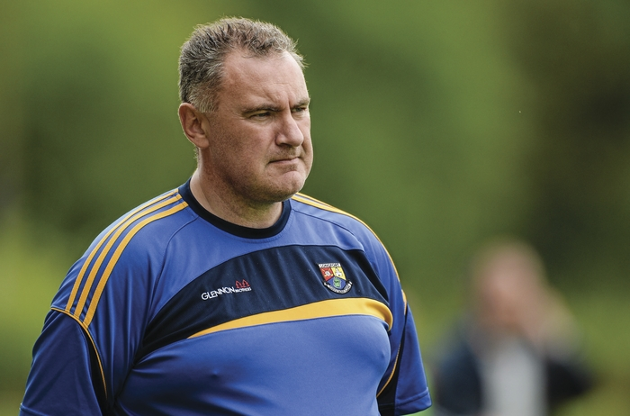 Back in the hotseat: Frank Browne is back in charge of the Mayo ladies side this year. Photo:Sportsfile
