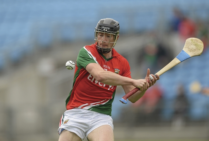 Royal Challenge: Meath are next up for the Mayo hurlers. Photo:Sportsfile