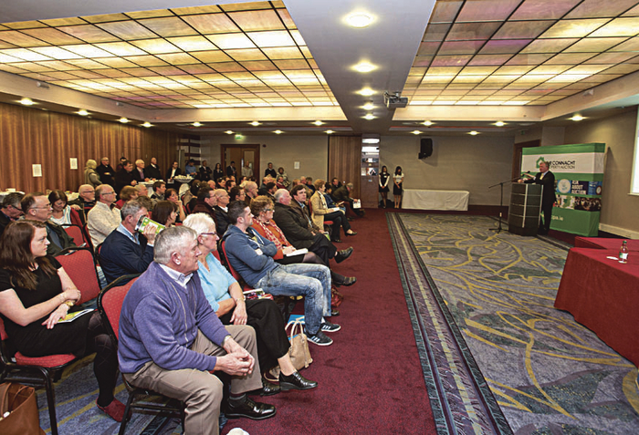 The crowd at a recent Connacht Property Auction.